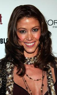 Shannon Elizabeth at the Entertainment Weekly Party during the Sundance Film Festival.