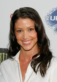Shannon Elizabeth at the Urban Health Institutes second annual celebrity poker championship.