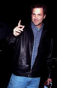 Norm MacDonald out on the town in Los Angeles.