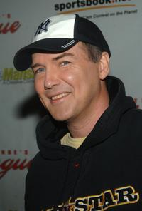 Norm MacDonald at the world premiere of