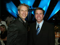 Chris Sanders and Clark Spencer at the 11th Annual Movieguide Awards.