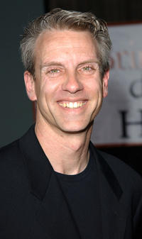 Chris Sanders at the premiere of