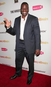 Adewale Akinnuoye-Agbaje at the Fox Searchlight official