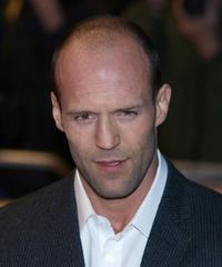 Jason Statham at the world premiere of