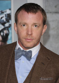 Director Guy Ritchie at the California premiere of