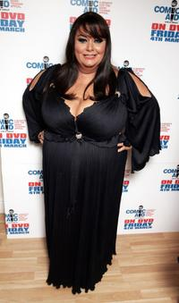 Dawn French at the