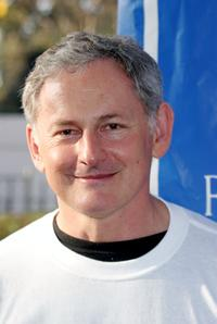 Victor Garber at the 11th Annual Memory Walk.
