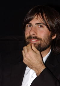 "Jason Schwartzman at the premiere of ""Shopgirl"" in Chicago."