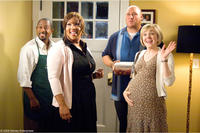 Martin Lawrence, Kym Whitley, Will Sasso and Geneva Carr in