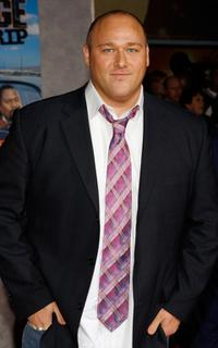 Will Sasso at the world premiere of