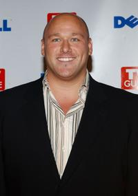 Will Sasso at the TV Guide's Second Annual Emmy after party.