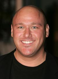 Will Sasso at the ABC's Winter Press Tour party.