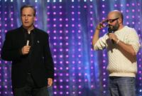 Bob Odenkirk and David Cross at the