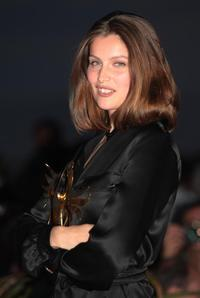 Laetitia Casta at the 22nd Romantic Film Festival.