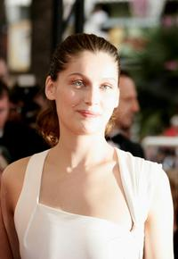 Laetitia Casta at the premiere of