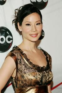 Lucy Liu at the ABC Upfront Presentation.