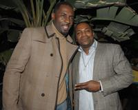 Idris Elba at the after party of the Hollywood premiere of