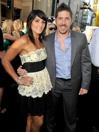 Lisa and Ray Park at the special screening of