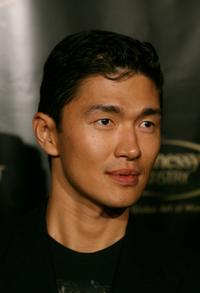 Rick Yune at the Hennessy Artistry Presents Fall Out Boy and Pharrell Williams.