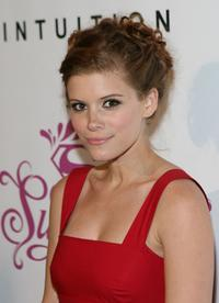 Kate Mara at the Supergirl Collection Launch Party.