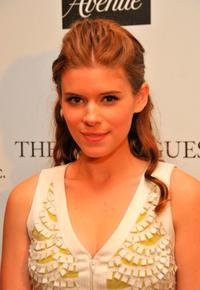 Kate Mara at the Saks Fifth Avenue's 20th Annual Spring Luncheon.