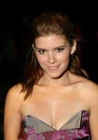 Kate Mara at the 7th annual InStyle Magazine summer soiree.