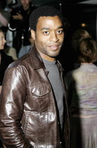 Chiwetel Ejiofor at the London premiere of