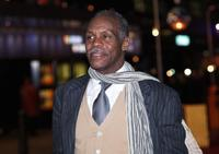 Danny Glover at the after party following the premiere of