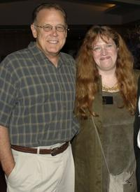 Dave Goelz and Wendy Froud at the special 20th anniversary screening of