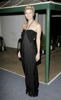 Ivana Milicevic at the after party of