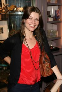 Ivana Milicevic at the