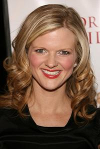 Arden Myrin at the premiere of
