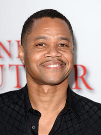 Cuba Gooding, Jr. at the California premiere of