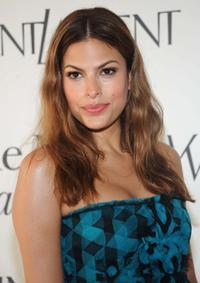 Eva Mendes at the opening night of The Metropolitan Opera.