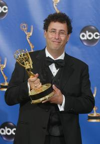 Tony Kushner at the 56th Annual Primetime Emmy Awards.