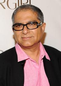 Deepak Chopra at the 2010 Keep A Child Alive's Black Ball.