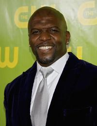 Terry Crews at the CW Network Winter TCA Party.
