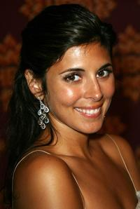 Jamie-Lynn Sigler at the HBO Emmy after party.