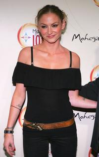 Drea de Matteo at the Afterglow party during the Mohegan Sun 10th Anniversary celebration.
