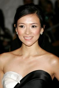 Zhang Ziyi at the Metropolitan Museum of Art Costume Institute Benefit Gala