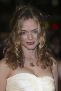 Heather Graham at the UK premiere of
