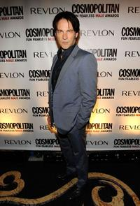 Stephen Moyer at the Cosmopolitan Magazine's Fun Fearless Males of 2010.