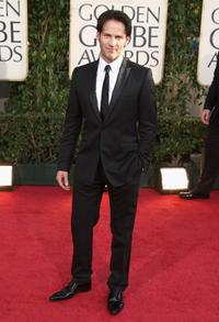 Stephen Moyer at the 66th Annual Golden Globe Awards.