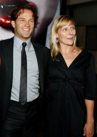 Stephen Moyer and Sue Naegle at the Los Angeles premiere of