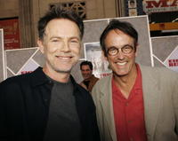 Bruce Greenwood and Pat Crowley at the premiere of