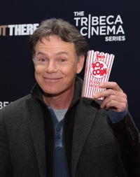 Bruce Greenwood at the special cocktail reception and panel discussion of