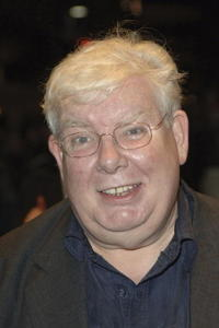 Richard Griffiths at the premiere of
