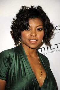 Taraji P. Henson at the Hollywood Life's Behind The Camera Awards.