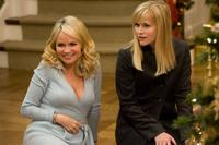 Kristin Chenoweth as Courtney and Reese Witherspoon as Kate in