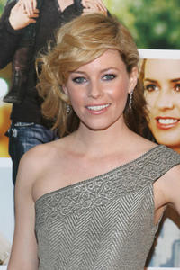 Actress Elizabeth Banks at the N.Y. premiere of